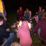 Bonfire with the Youth Cafe 2013